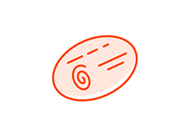 oval yaka isimliği